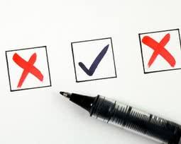 Como justificar a ausência do voto