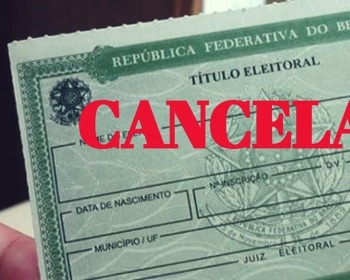 Como saber se o título de eleitor foi cancelado?