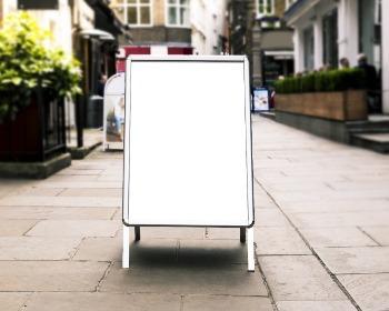 É permitido o uso de cavaletes nas Eleições?