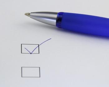 Como justificar a ausência de voto no segundo turno