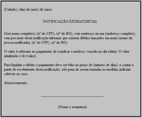 notifcaçao